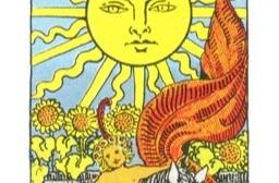 """Карта """"Солнце"""""""