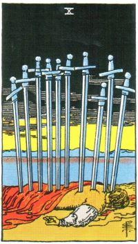 Десятка мечей